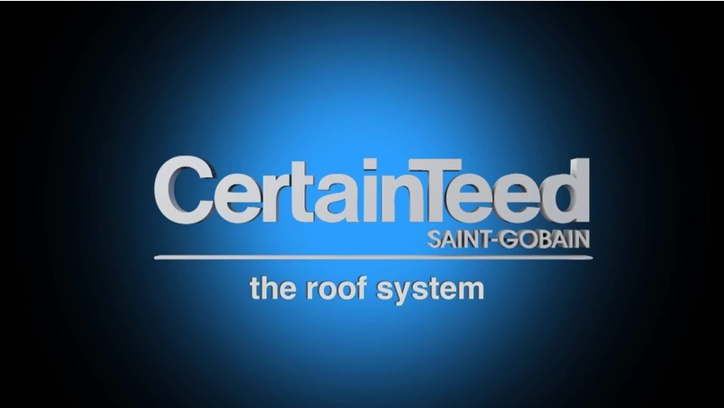 link to certainteed the roof system video