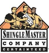 Shingle master Company logo