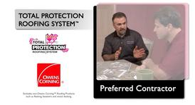 Link to owens corning total protection video